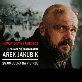 Pop / Rock: Arek Jakubik - Szatan na Kabatach