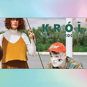 Pop / Rock: Król / Wrocław