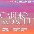 Muzyka klubowa: Cardio na dachu w. Krzy Krzysztof / Hotel Poleski, Kraków