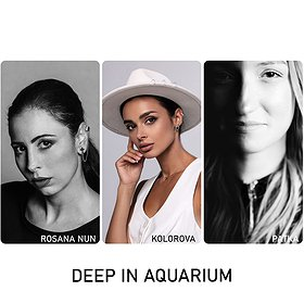 Muzyka klubowa: DEEP IN AQUARIUM VOL.1 KOROLOVA  /  ROSANE NUN  / PATKA