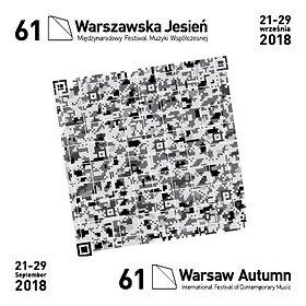 Concerts: 61. Międzynarodowy Festiwal Muzyki Współczesnej Warszawska Jesień