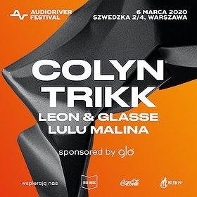 Muzyka klubowa: Audioriver x Szwedzka 2/4 sponsored by GLO