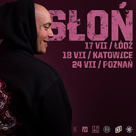 Hip Hop / Reggae: SŁOŃ | Dziedziniec Tama | Poznań