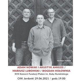 Pop / Rock: XVII Koncert Fundacji Platon im. Kuby Rumińskiego