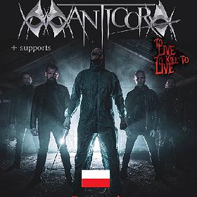 Hard Rock / Metal: Manticora