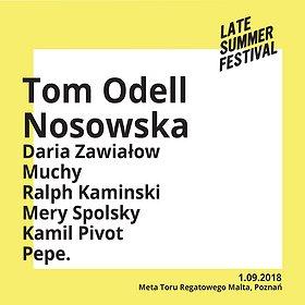 Festiwale: Late Summer Festival