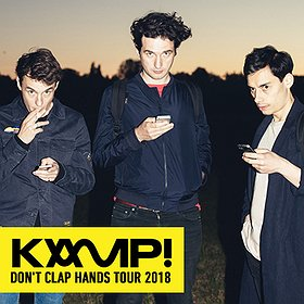 Koncerty: KAMP! - Warszawa