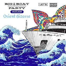 Imprezy: Big Boat Party 2019 | Rejs #1