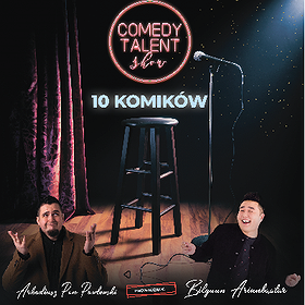 Stand-up: Komik 2020 Katowice
