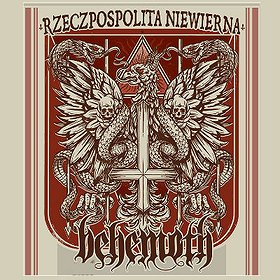 Hard Rock / Metal: Behemoth, Bolzer, Batushka