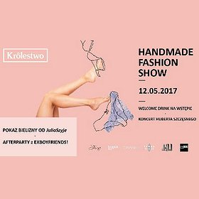 : Handmade Fashion Show by Julia Szyje