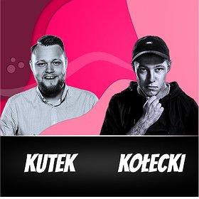 Stand-up: Stand-up Bielsko Biała: Kutek & Kołecki