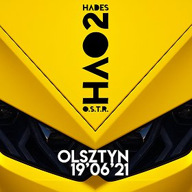 Hip Hop / Reggae : O.S.T.R. | HADES | 19.06 | OLSZTYN