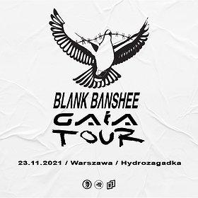 Koncerty: Blank Banshee | Warszawa