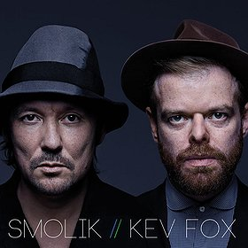 Koncerty: Smolik // Kev Fox
