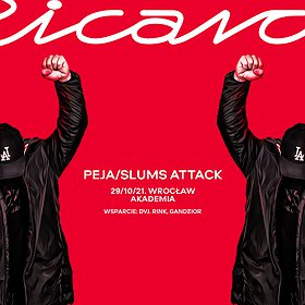 Hip Hop / Reggae: Peja/Slums Attack | Wrocław