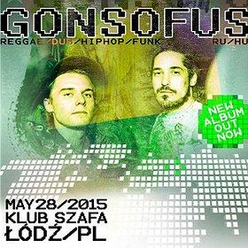 Koncerty: Gonsofus