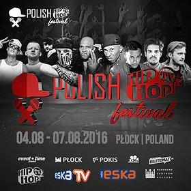 Festiwale: POLISH HIP-HOP TV FESTIVAL PŁOCK 2016
