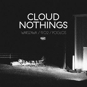 Koncerty: CLOUD NOTHINGS