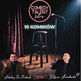 Stand-up: Komik 2021 Kraków