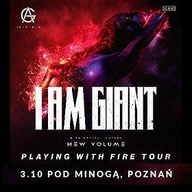 Koncerty: I Am Giant - Poznań
