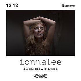 Koncerty:  Ionnalee | iamamiwhoami