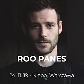 Koncerty: Roo Panes