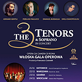 The 3 Tenors & Soprano - Poznań