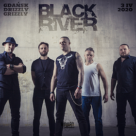 Hard Rock / Metal : Black River / Gdańsk