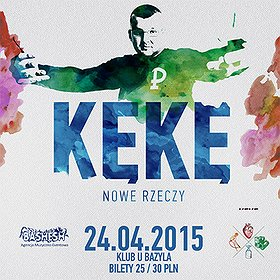 Koncerty: KęKę @ Poznań