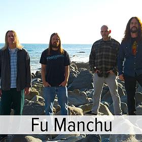 Koncerty: Fu Manchu