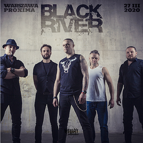 Hard Rock / Metal : Black River / Warszawa