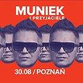 Pop / Rock: Muniek / 30.08 /Dziedziniec Zamkowy / Poznań, Poznań