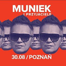 Pop / Rock: Muniek / 30.08 /Dziedziniec Zamkowy / Poznań
