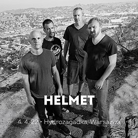 Hard Rock / Metal: Helmet   Warszawa