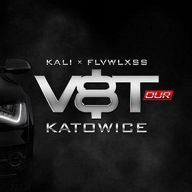 Koncerty: Kali x Flvwlxss // V8Tour