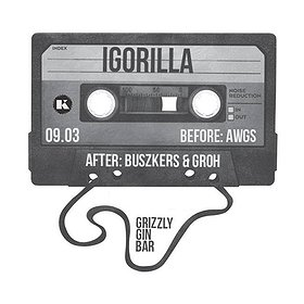 Koncerty: Igorilla / Buszkers & Groh