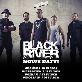 Hard Rock / Metal : Black River / Wrocław