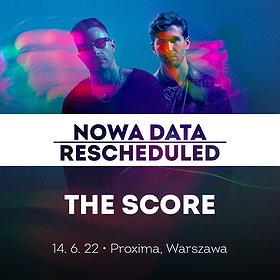 Pop / Rock: The Score | Warszawa