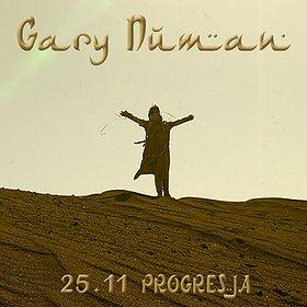 Koncerty: Gary Numan