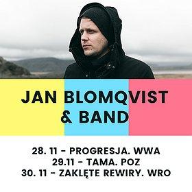 Koncerty: Jan Blomqvist & Band - Warszawa