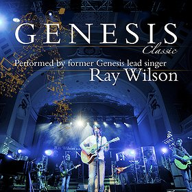 Koncerty: RAY WILSON - GENESIS CLASSIC