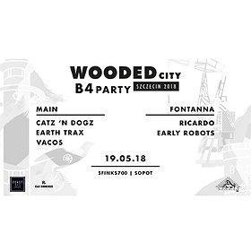 Muzyka klubowa: Wooded City B4 Party: Catz n Dogz x Sfinks700