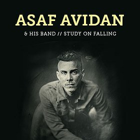 Koncerty: Asaf Avidan & HIS BAND - STUDY ON FALLING