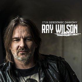 Pop / Rock: Ray Wilson Acoustic Trio / 27.08 / Dziedziniec Zamkowy / Poznań