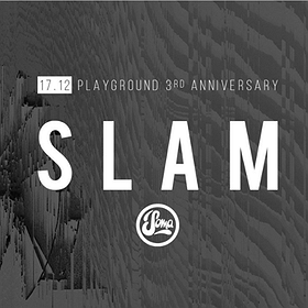 Imprezy: SLAM (Soma Records / UK)