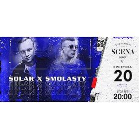 Koncerty: Solar x Smolasty