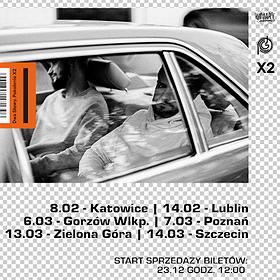 """Hip Hop / Reggae: Dwa Sławy / Lublin / """"Pokolenie X2"""" koncert premierowy"""
