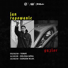 Hip Hop / Reggae: Jan-rapowanie x Guzior - Zielona Góra