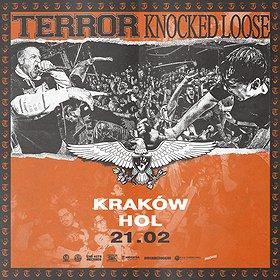 Hard Rock / Metal: Terror + Knocked Loose | Kraków